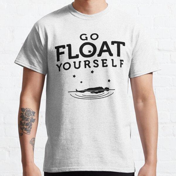 va te flotter T-shirt classique
