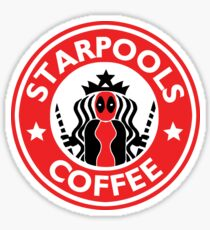 Starpool's Coffee Sticker
