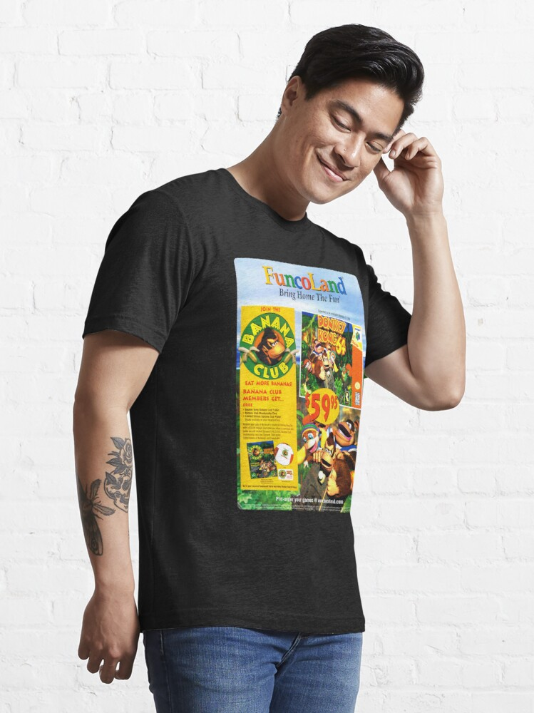 Alternate view of Funcoland / Bring Home The Fun Essential T-Shirt