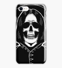 Snape (Stack's Skull Sunday) iPhone Case/Skin
