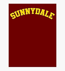 Sunnydale High School Tee Photographic Print