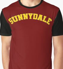 Sunnydale High School Tee Graphic T-Shirt