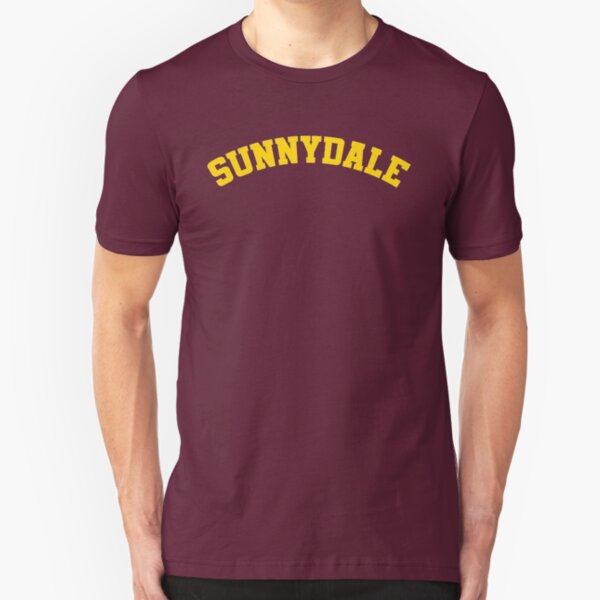 Sunnydale High School Tee Slim Fit T-Shirt