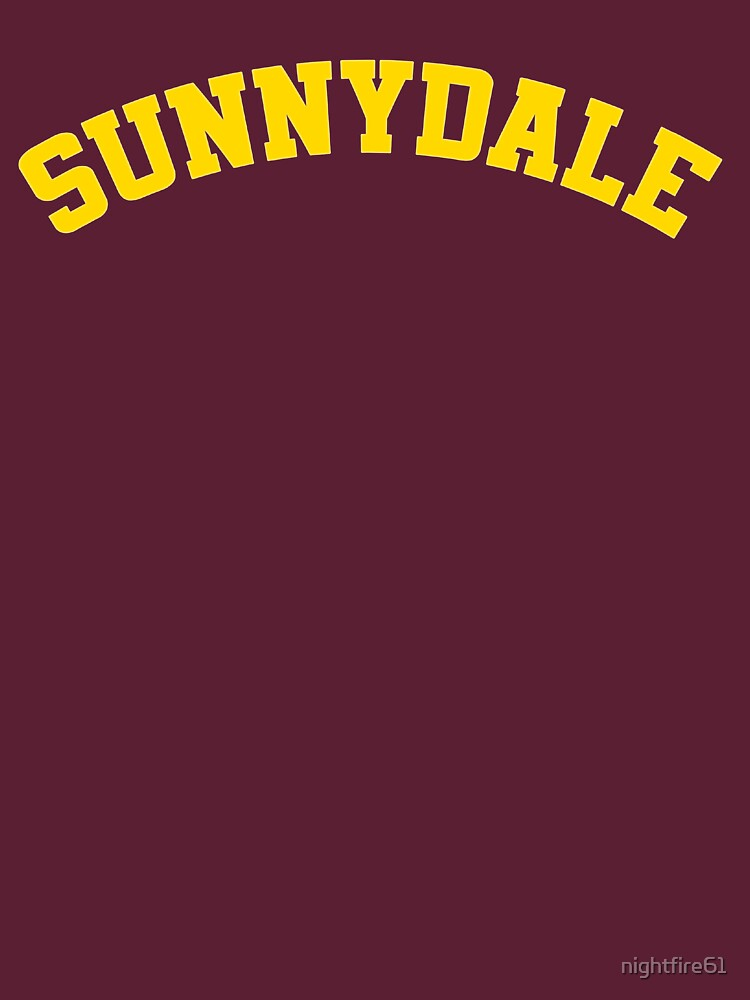 Sunnydale High School Tee | Unisex T-Shirt