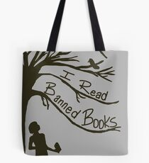 bf42cfcbea65 I Read Banned Books Tote Bag