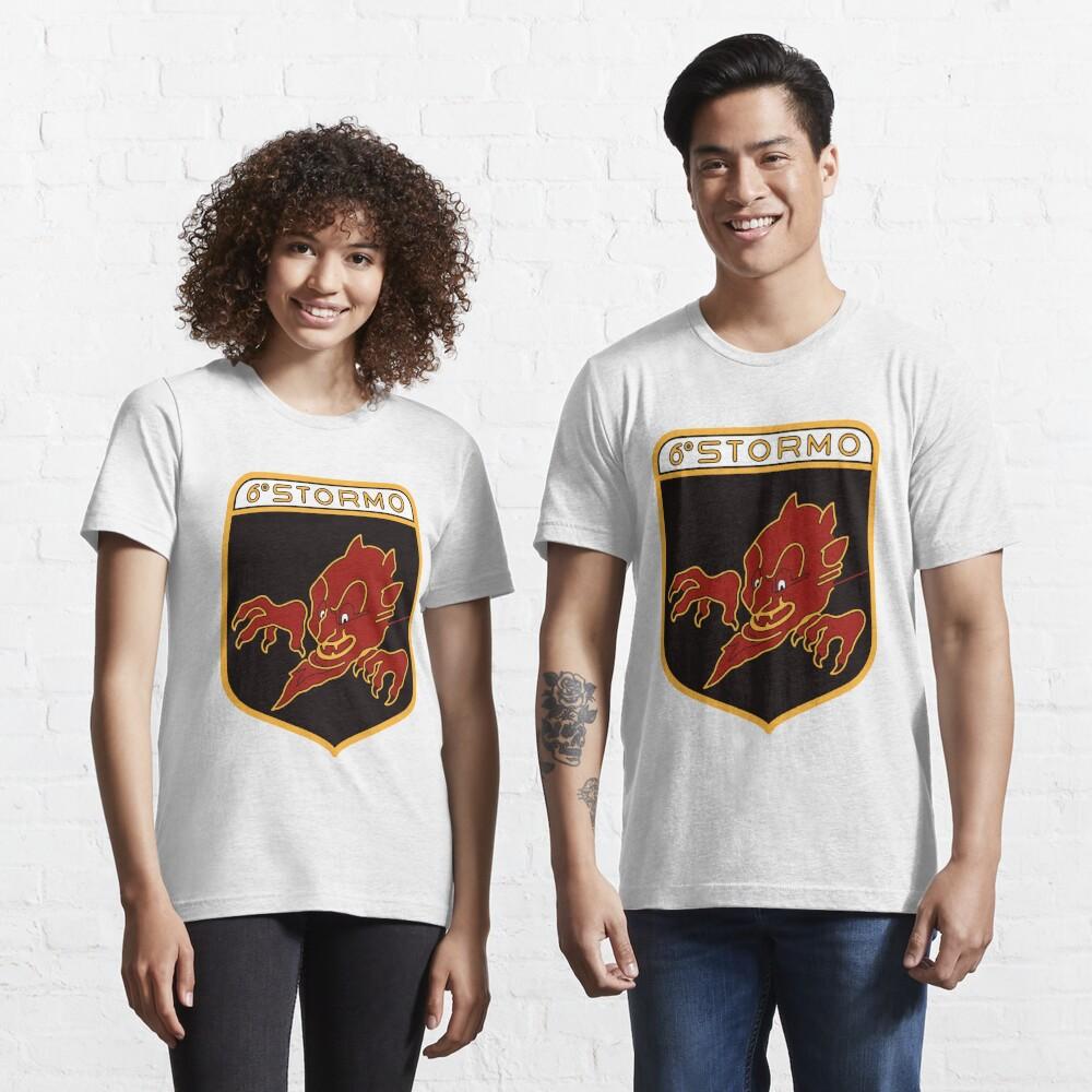 Model 125 - 6º Stormo Essential T-Shirt
