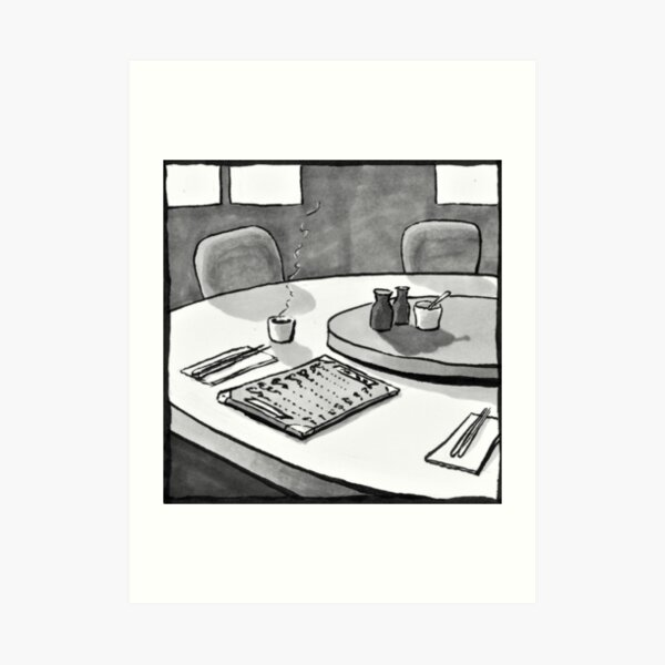 Justice - Mathematics for Human Flourishing Art Print