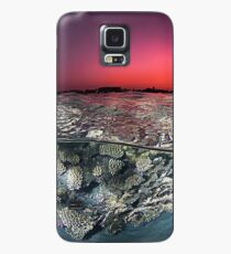 Sunset Over the Red Sea Reef Case/Skin for Samsung Galaxy
