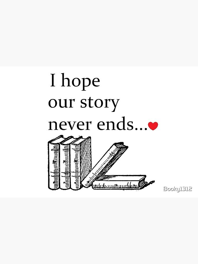 Story Valentine von BookwormDesigns