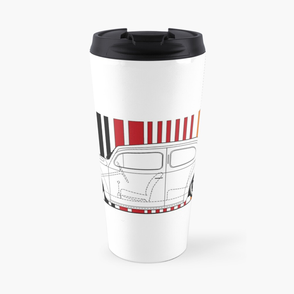 aircooled split Travel Mug