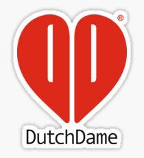 DutchDame Sticker