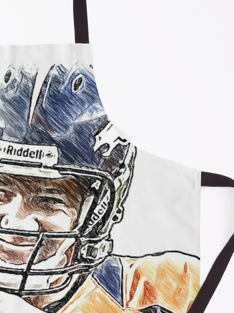 Alternate view of American Football, Denver Broncos Apron