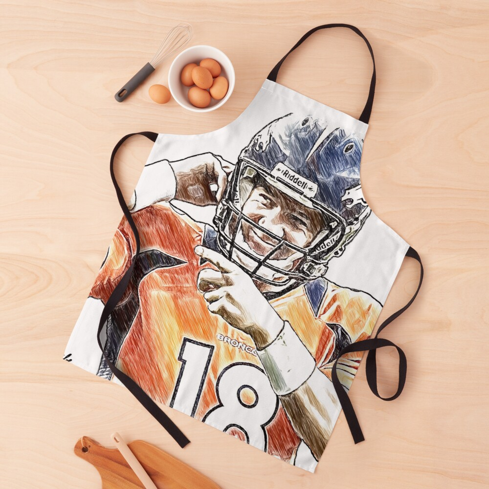 American Football, Denver Broncos Apron