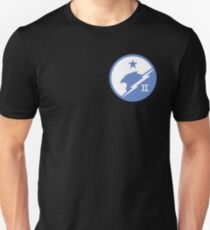 Blue Team Insignia Unisex T-Shirt