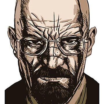 HEISENBERG AMC Breaking Bad by sandy89