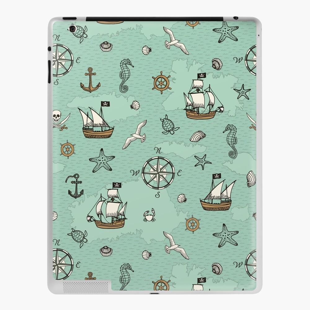 Pirate Sea iPad Case & Skin