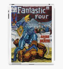 The Fantastic Four (Arena) iPad Case/Skin
