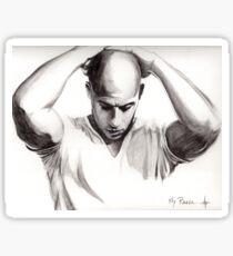 Vin Diesel - Fast&Furious Sticker