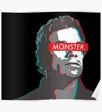 Dexter: MONSTER 3D  Poster