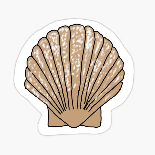 Seashell  Sticker