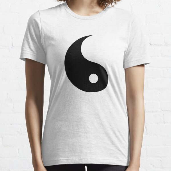 """Classic Yin (Matches with """"Classic Yang"""") Essential T-Shirt"""