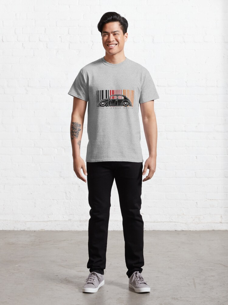 Alternate view of aircooled split Classic T-Shirt