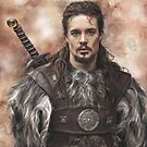 Uhtred of Bebbanburg by kathpowell