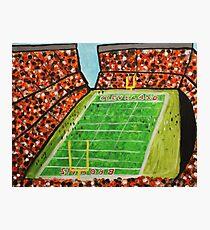 Cleveland Stadium Photographic Print
