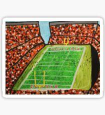 Cleveland Stadium Sticker