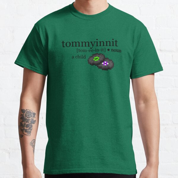 tommyinnit definition Classic T-Shirt