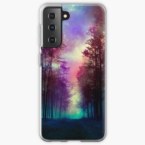 Magical Forest Samsung Galaxy Soft Case