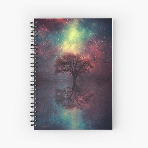 Magic Tree Spiral Notebook
