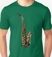 Saxophone Art 3 T-Shirt