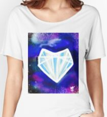 Hearts or Diamonds, I'll Take Diamonds Women's Relaxed Fit T-Shirt