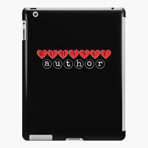 The perfect shirt for the Romance  Author (black) iPad Snap Case