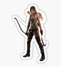 Rise of the Tomb Raider Sticker
