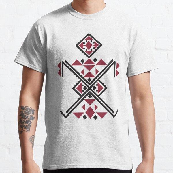 Motif kabyle T-shirt classique