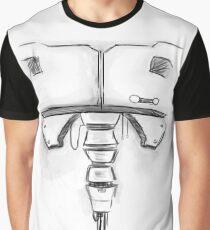 Chestplate Graphic T-Shirt