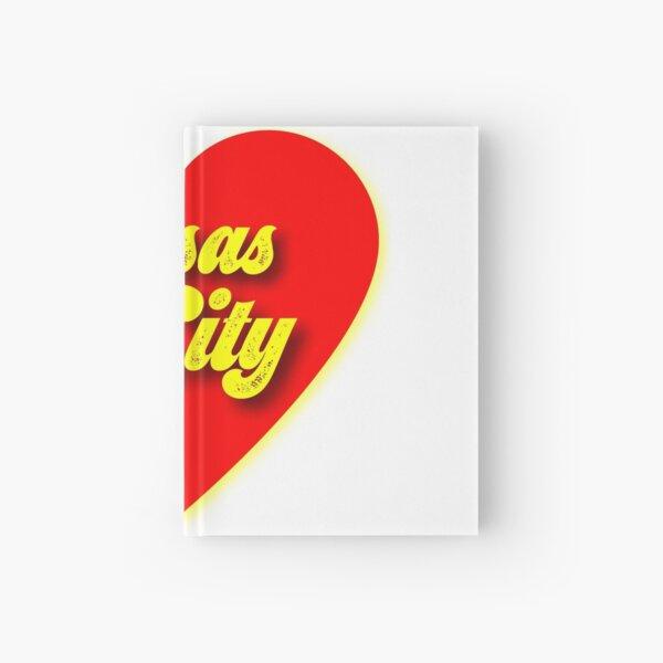 Kansas City Love Design Hardcover Journal
