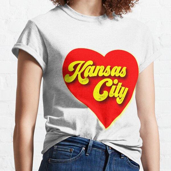Kansas City Love Design Classic T-Shirt