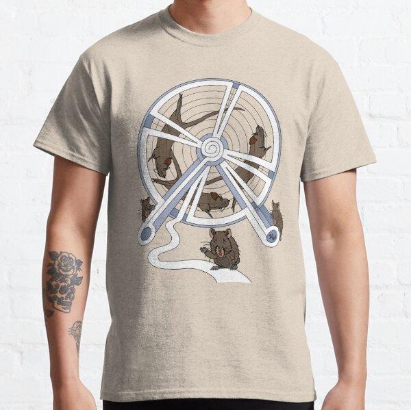 Rat Race (Playful Art) Classic T-Shirt