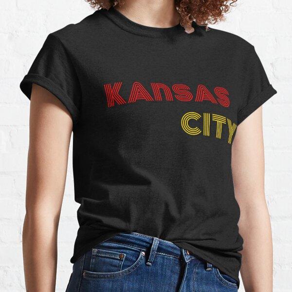 Kansas City Throwack Design Classic T-Shirt