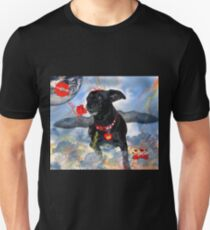 The Devil Cupid Dog That Came From Outer Space T-Shirt