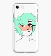 pastel dork iPhone Case/Skin