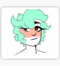 pastel dork Sticker