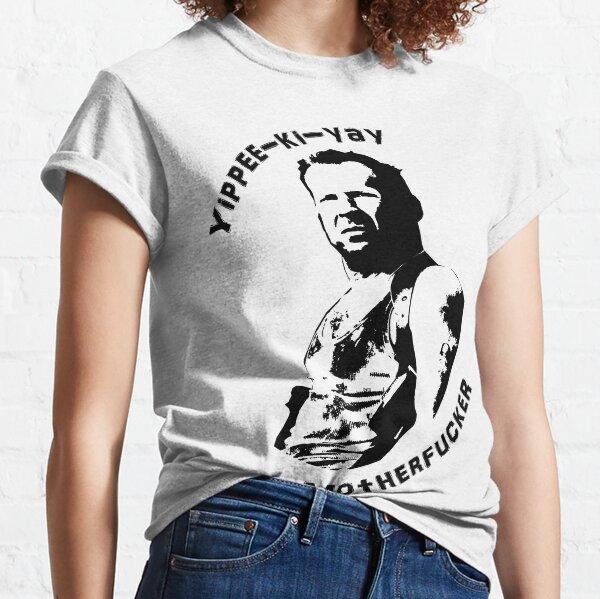 Mourir dur T-shirt classique