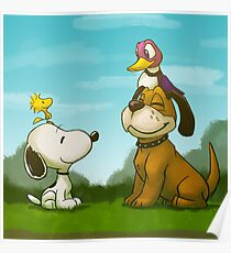 0034 - Bird Dogs Poster