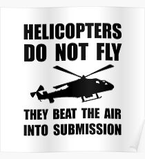 Helicopter Submission Poster