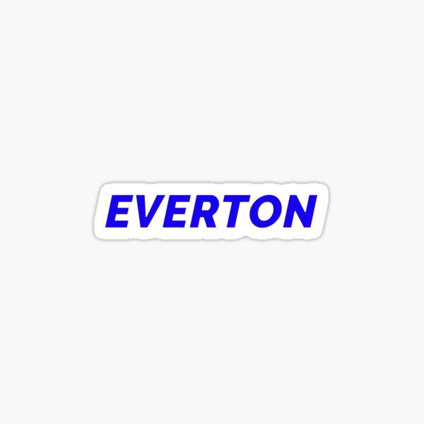 Everton - blue Sticker