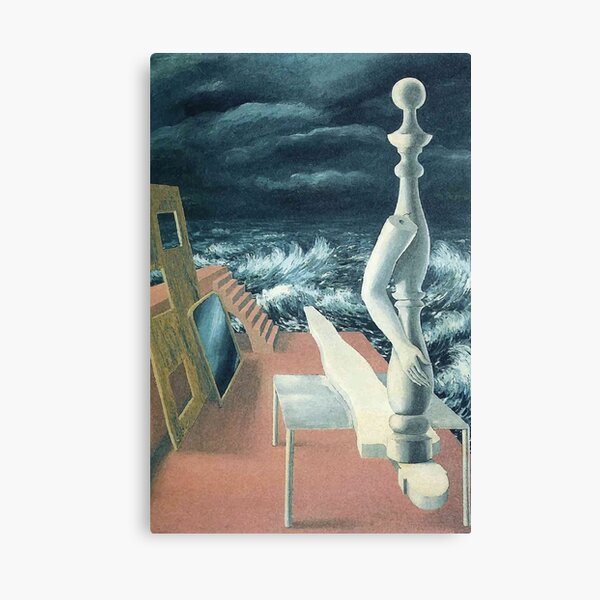 Rene Magritte   The Birth of Idol Canvas Print